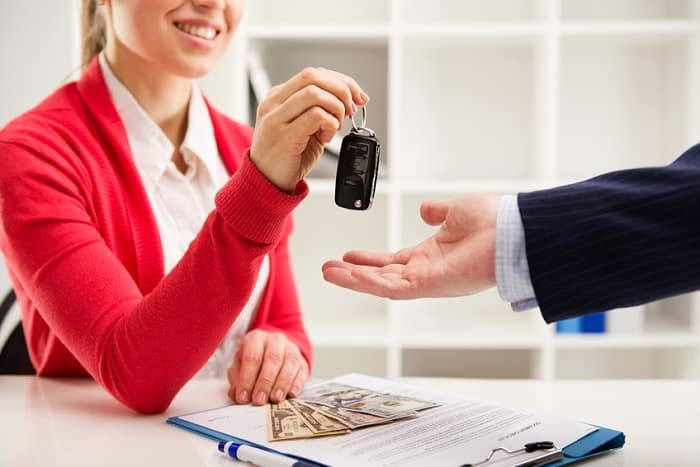buying pre-owned car