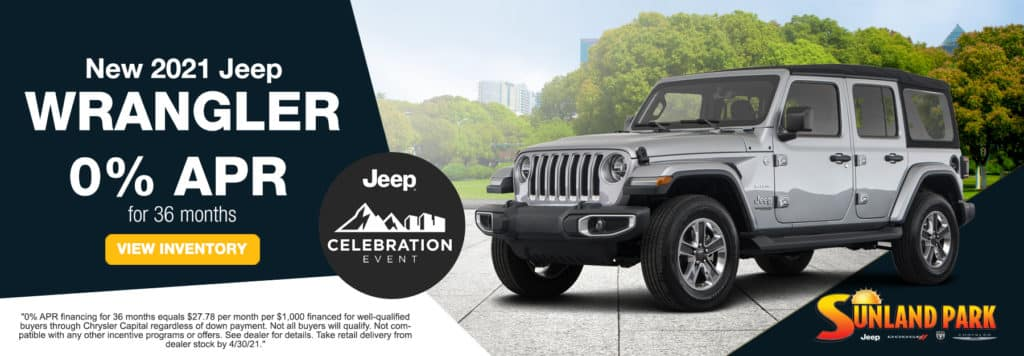All New 2021 Jeep Wrangler