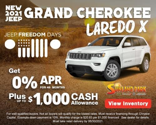 All New 2021 Jeep Cherokee Latitude