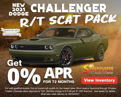 All New 2021 Dodge Challenger