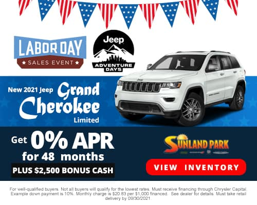 All New 2021 Jeep Cherokee