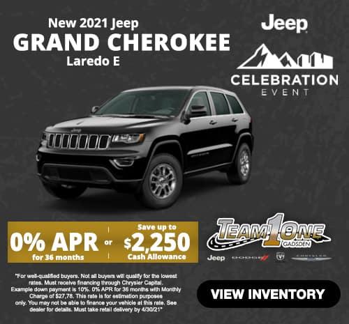 2021 Jeep Grand Cherokee