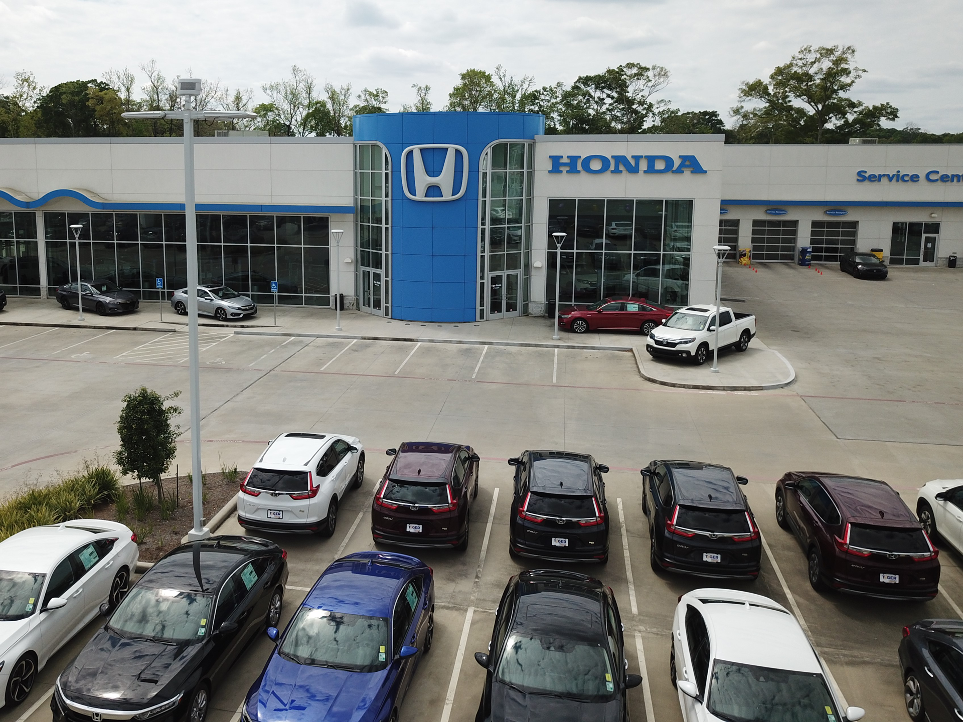 Ascension Honda