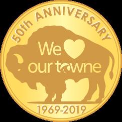 Town 50th Anniversary