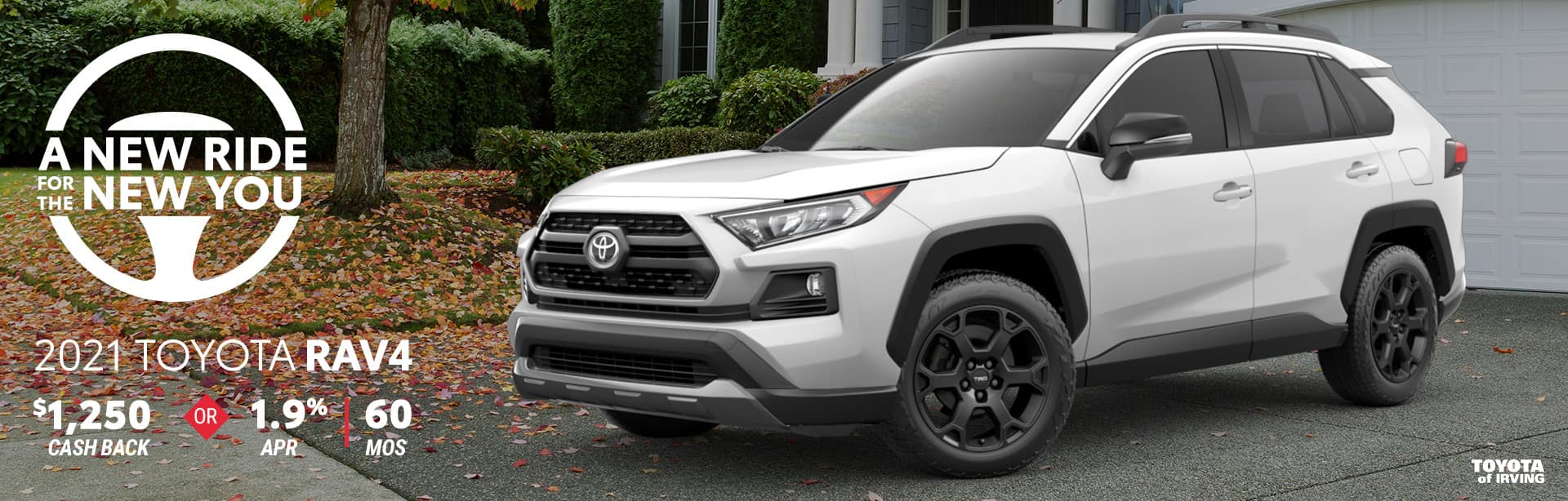 2021 Toyota Rav4 April Incentives
