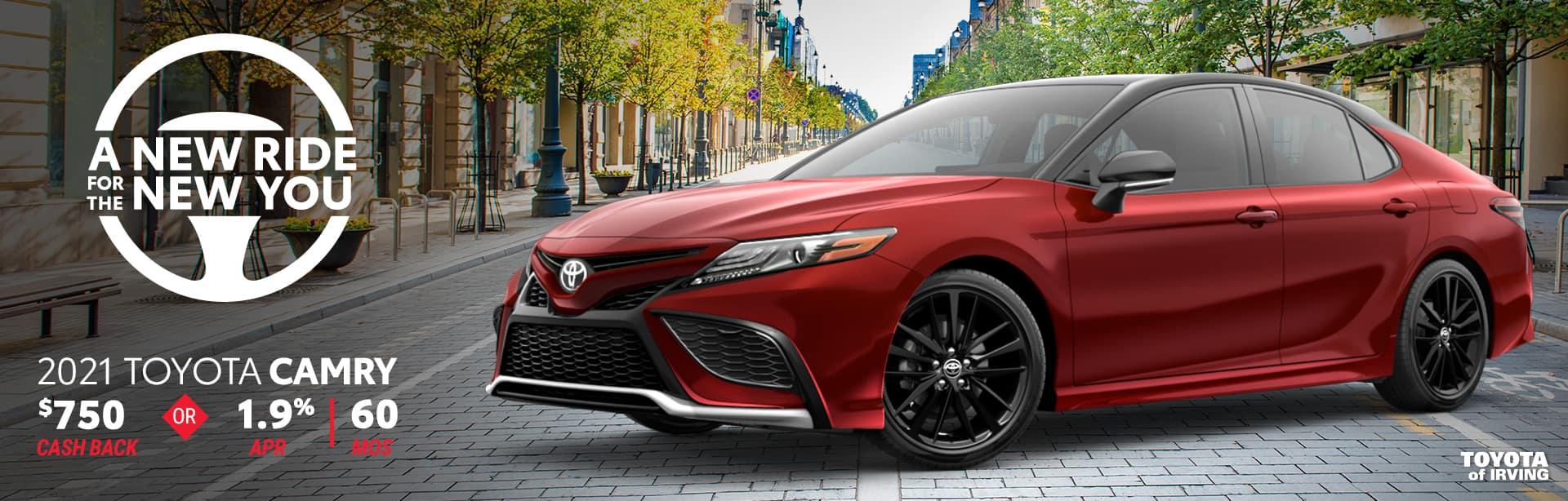 2021 Toyota Camry Offer