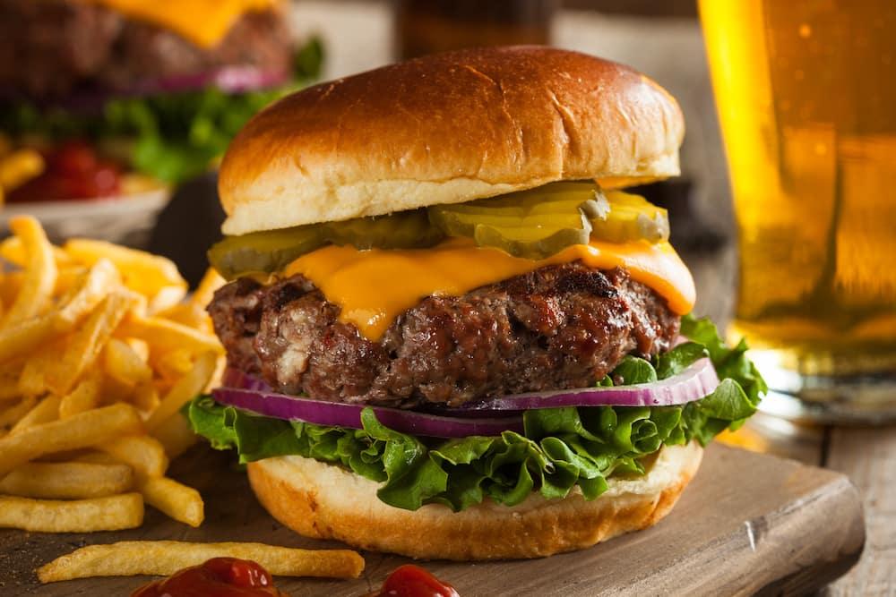 Thick Burger