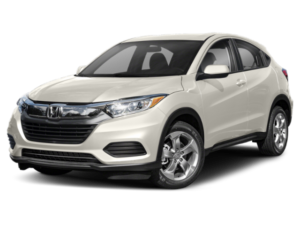 White 2019 Honda HR-V