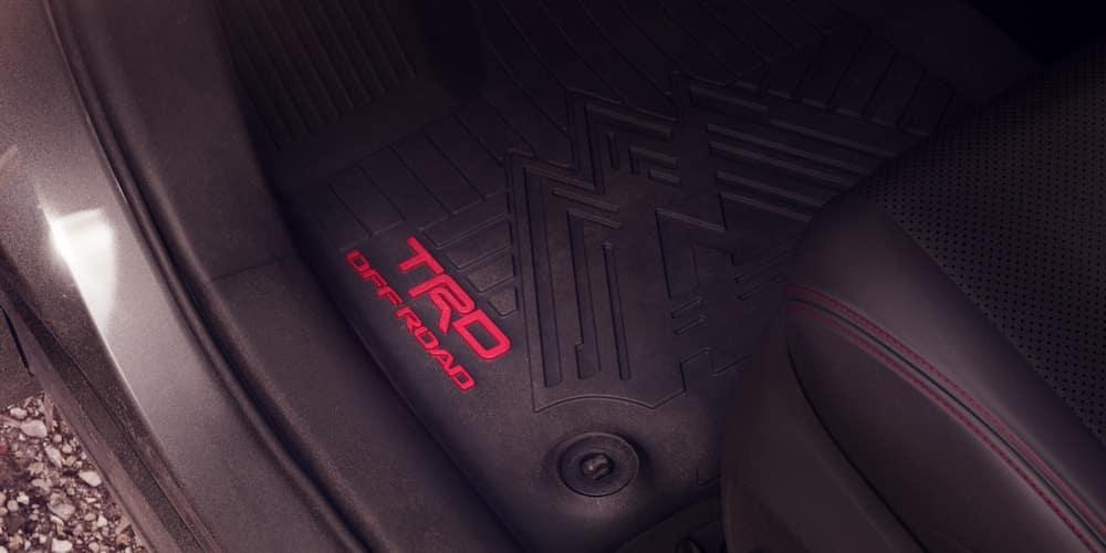 2020 RAV4 TRD Off-Road Floor Mat
