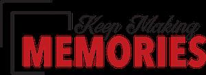 keep making memories logo