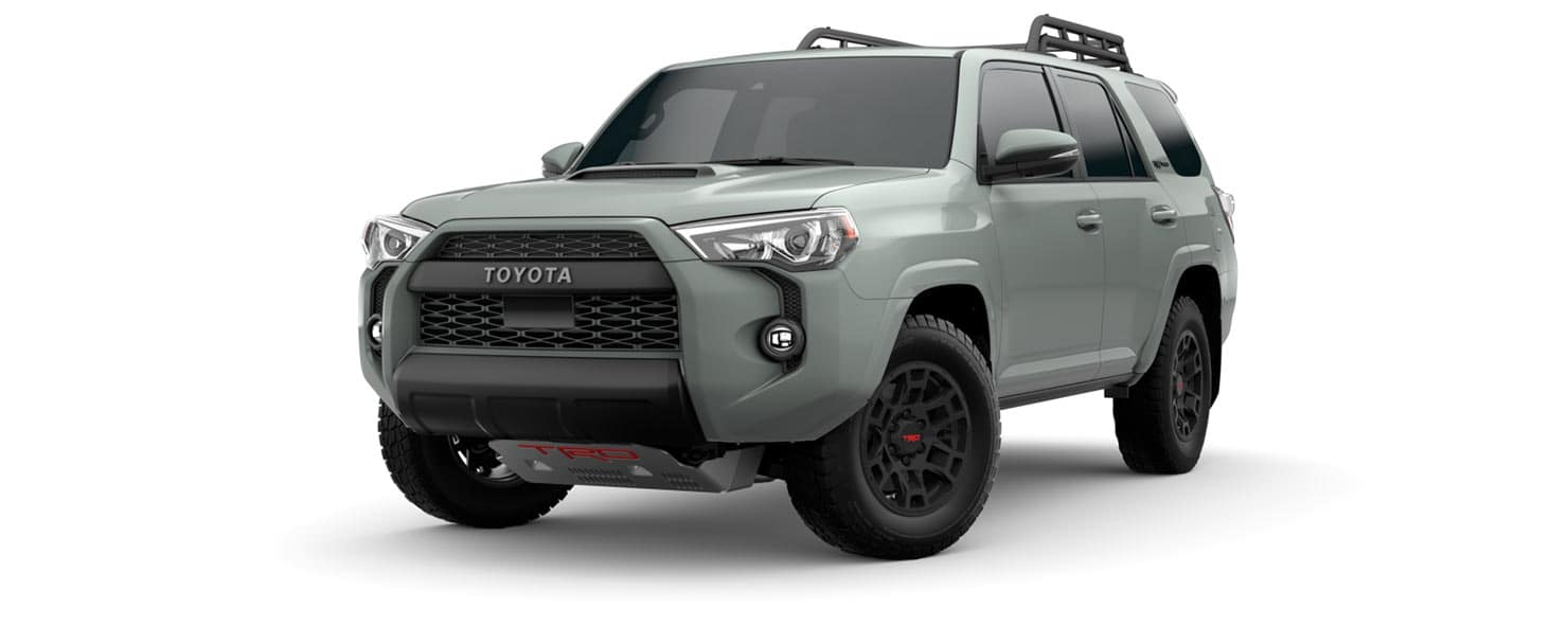 2020 Toyota 4Runner TRD Pro Army Green