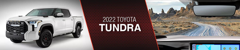 2022 Toyota Tundra Hero
