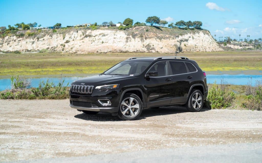 2020 Jeep Cherokee Special Offer