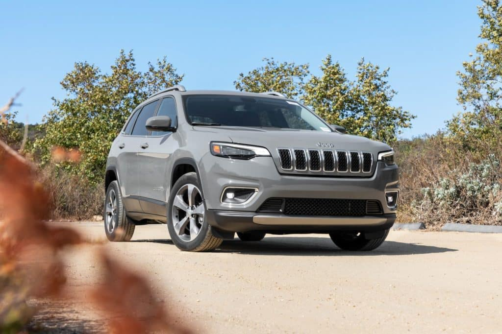 2021 Jeep Cherokee Special Offer