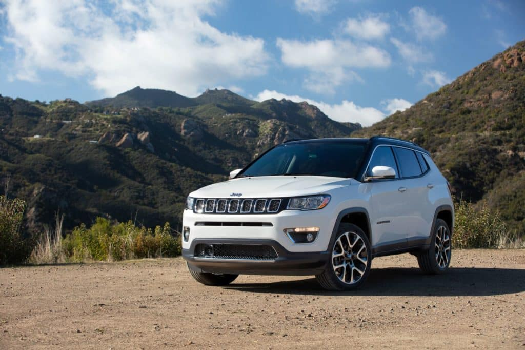 2021 Jeep Compass Special Offer