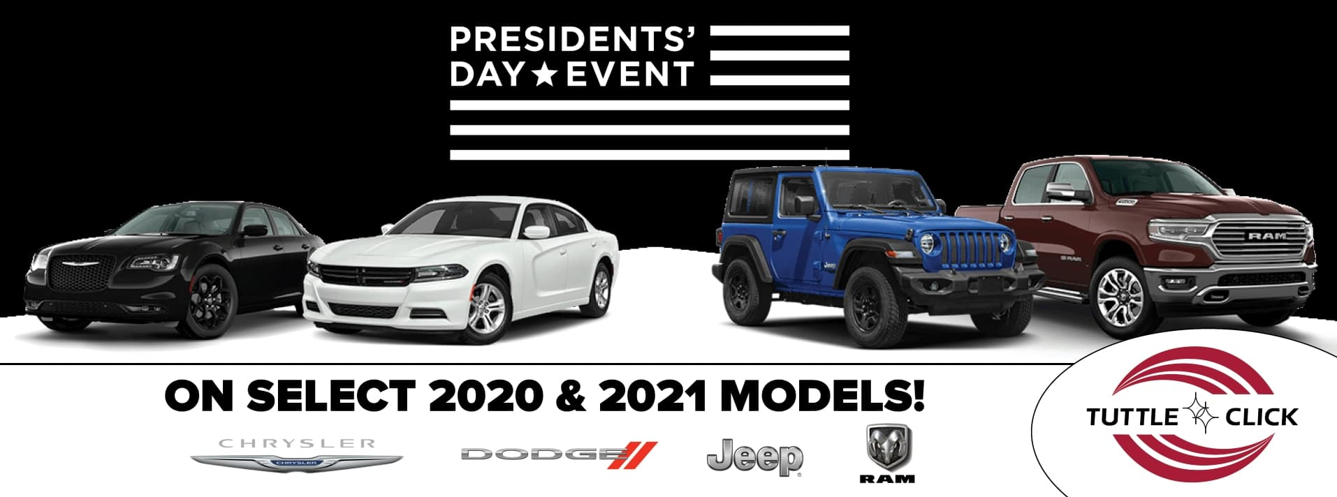 Presidents Day Web Banner Feb 2021