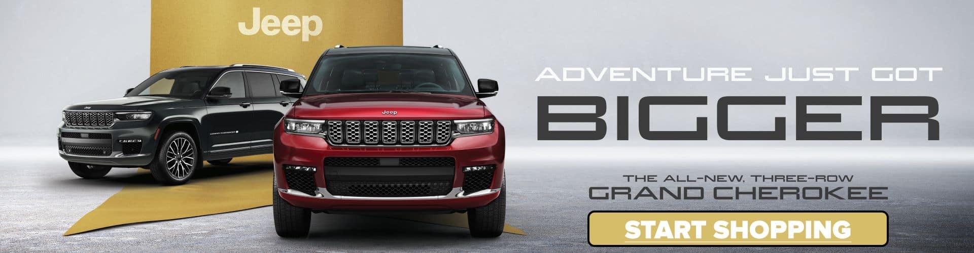 Grand Cherokee L Banner updated