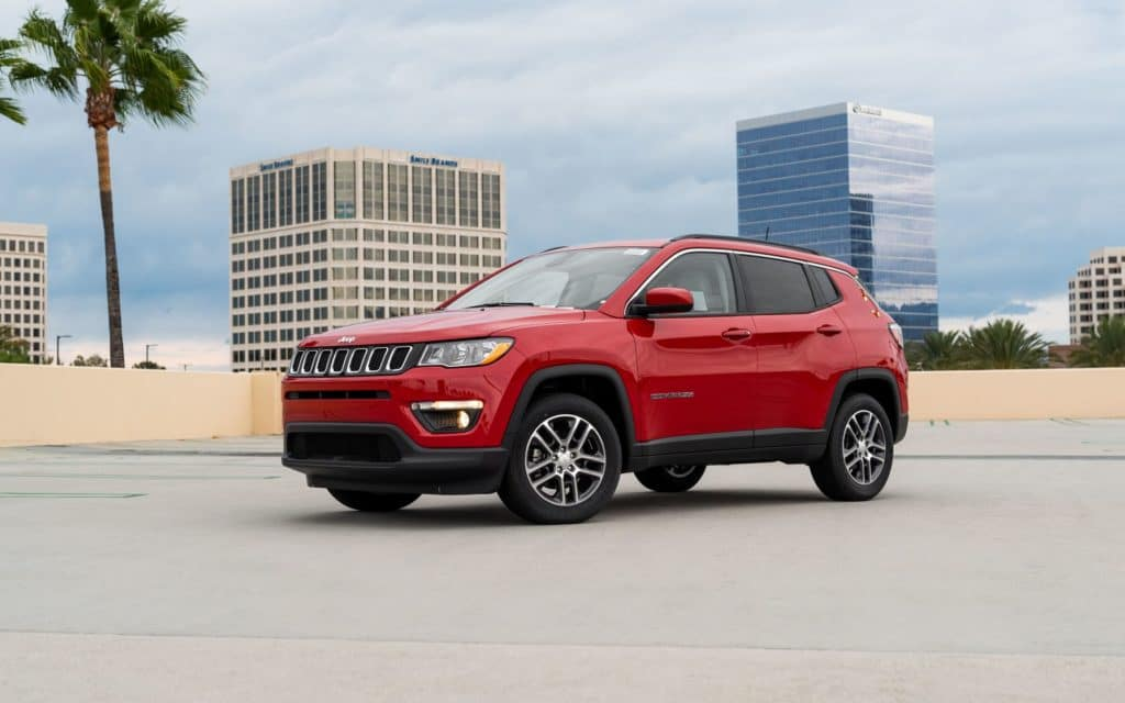 2020 Jeep Compass Special Offer