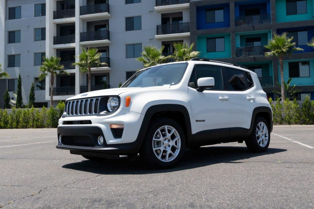 2020 Jeep Renegade Special Offer