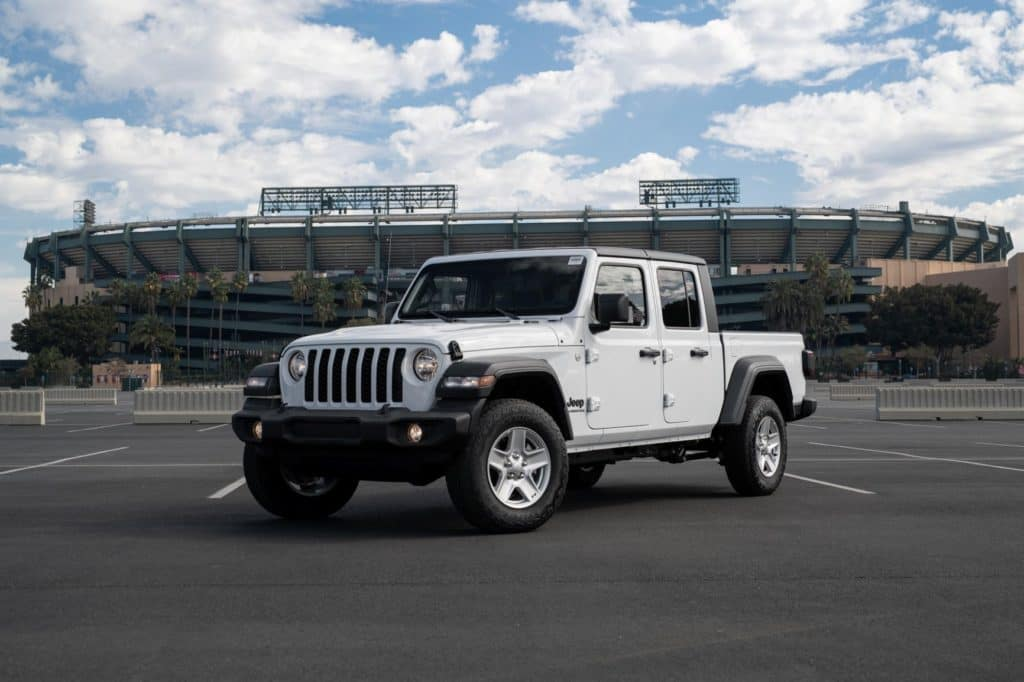 2020 Jeep Gladiator Special Offer