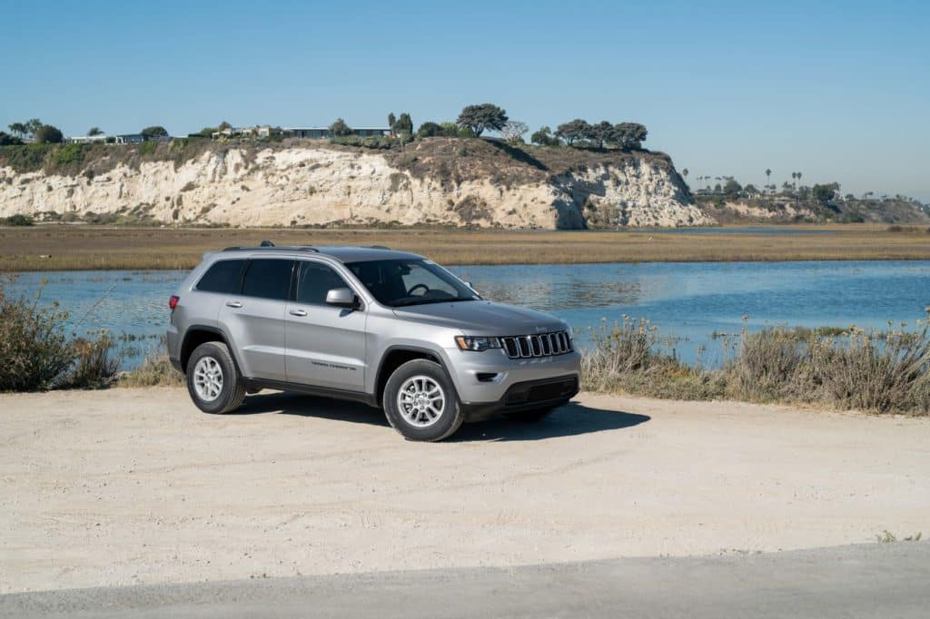 2020 Jeep Grand Cherokee Special Offer