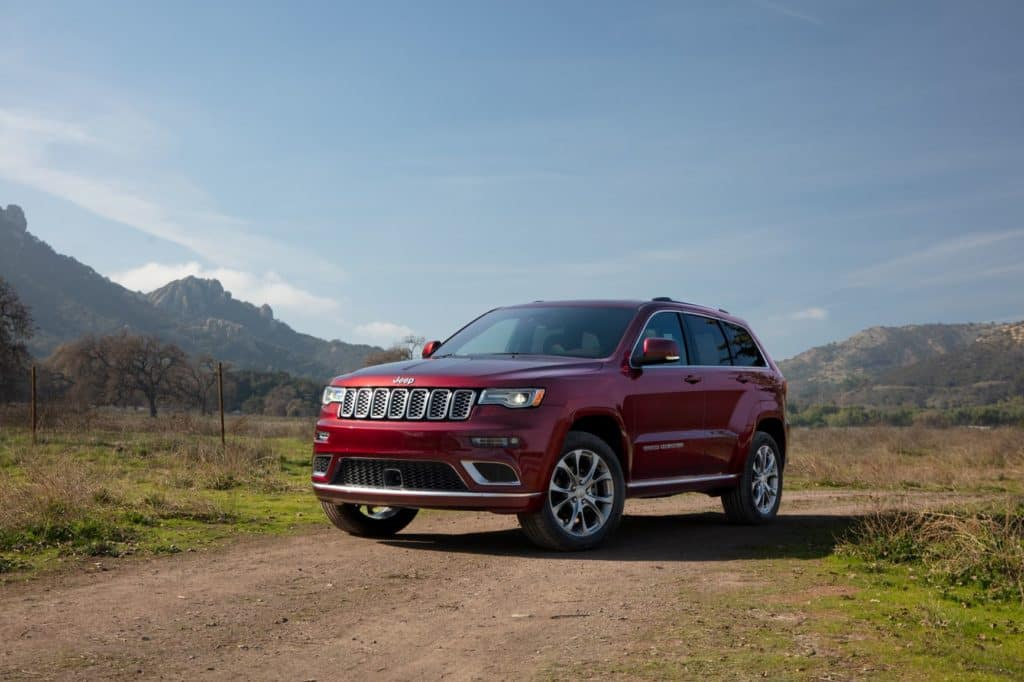 2021 Jeep Grand Cherokee Special Offer