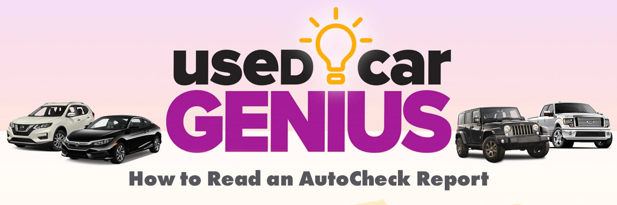 read autocheck report
