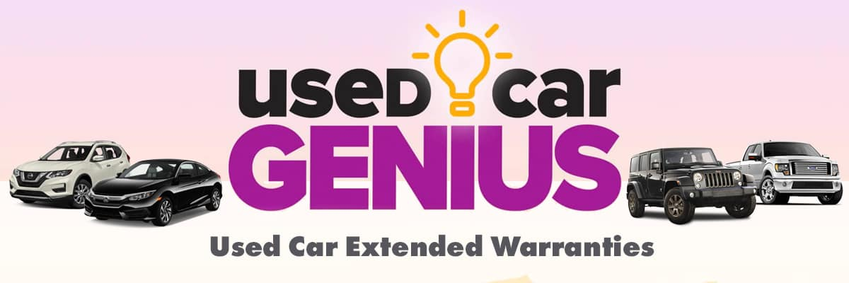 Extended Warranty For Used Cars >> Used Car Extended Warranties Used Car Genius