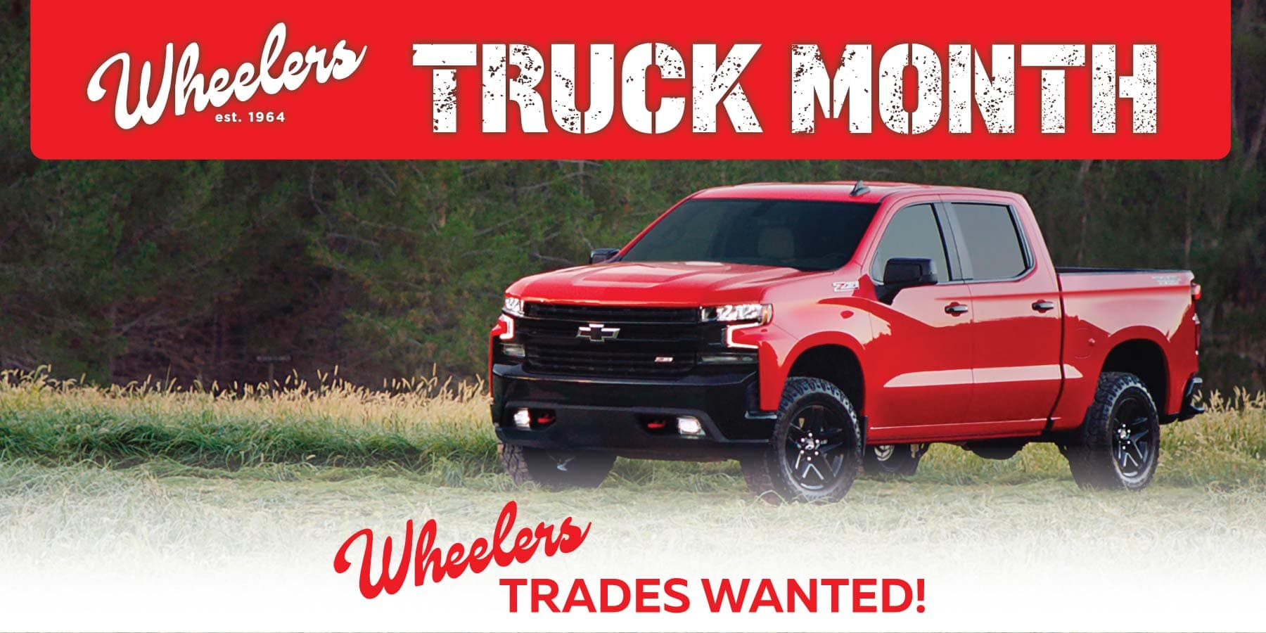 Wheelers Truck Month