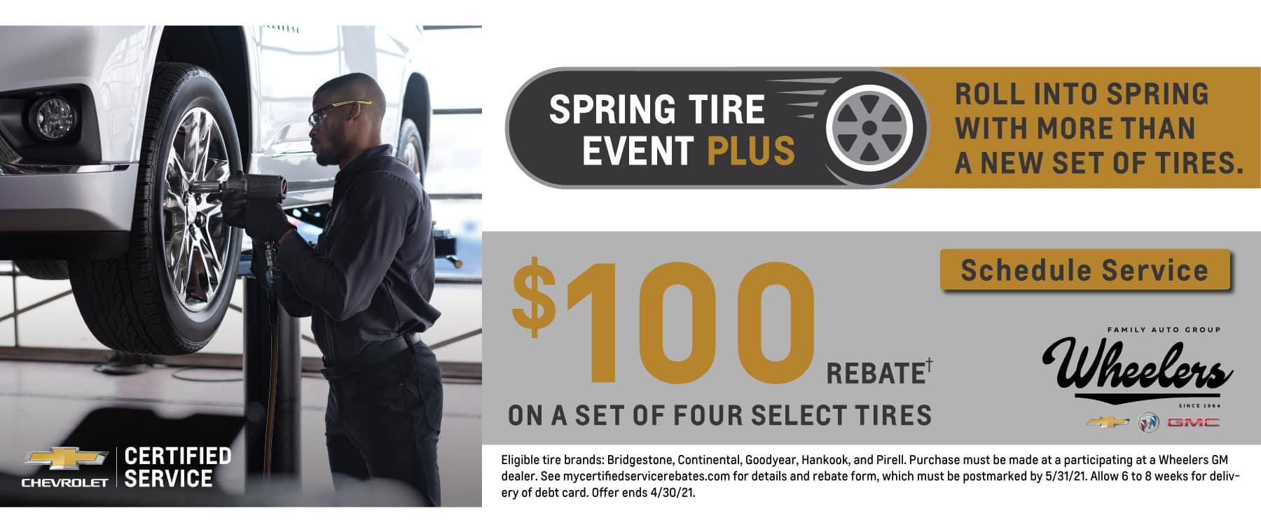 Spring-Tire-Rebate