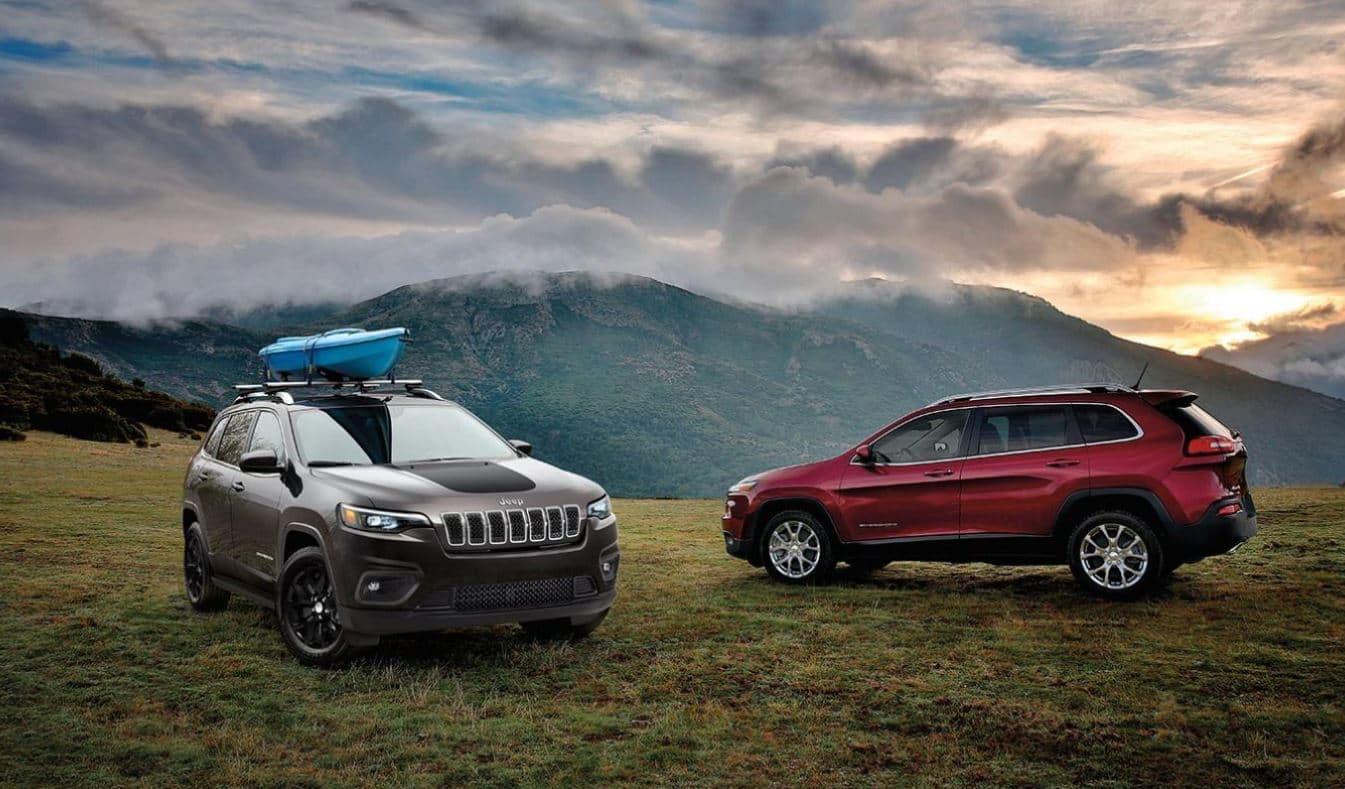 picture of 2020 Jeep Cherokee