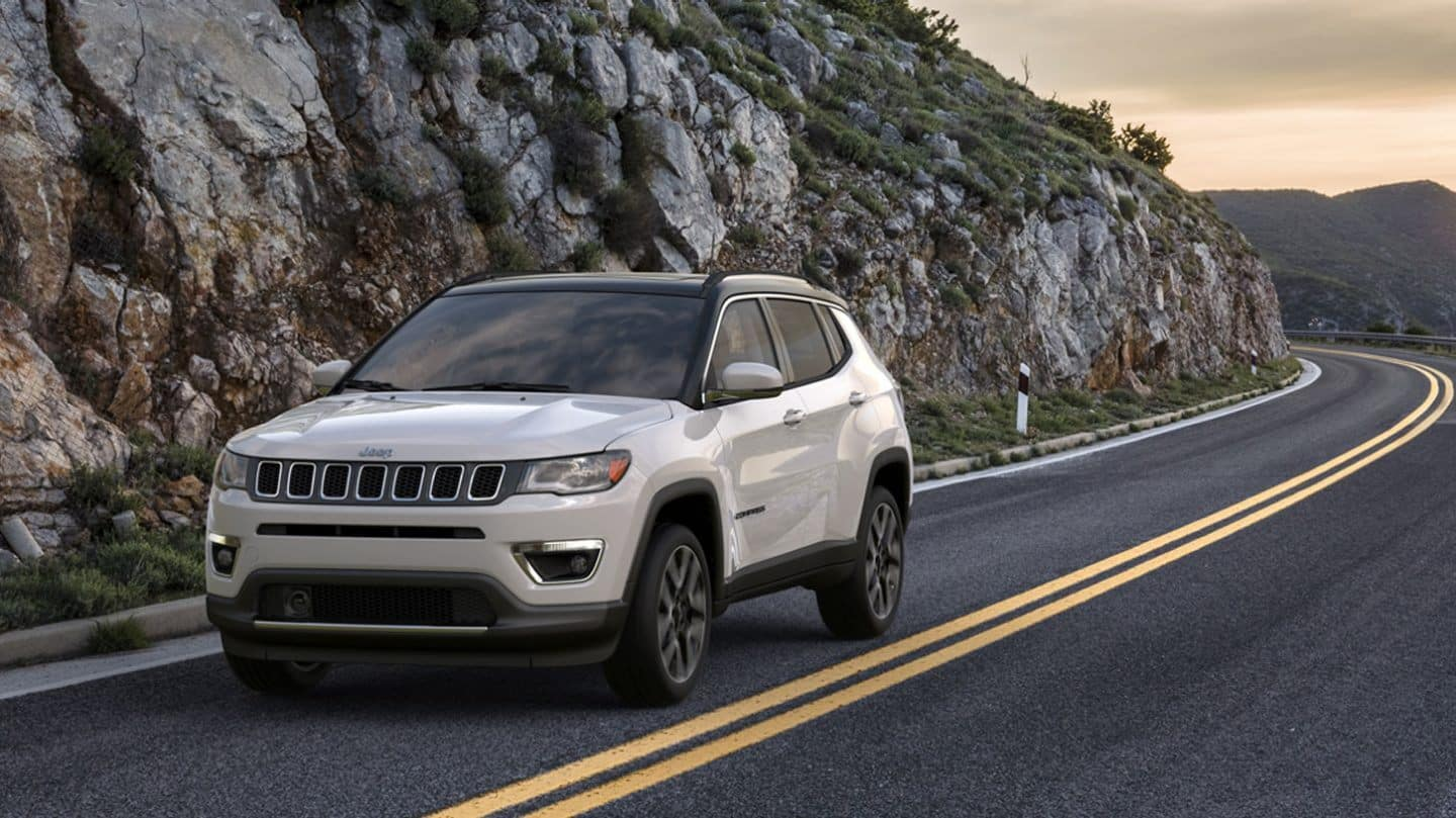 2020 jeep compass picture