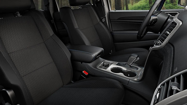 Jeep Cherokee Interior