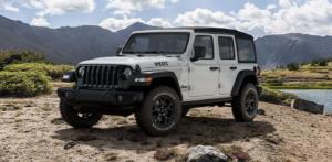 2020 Jeep Wrangler